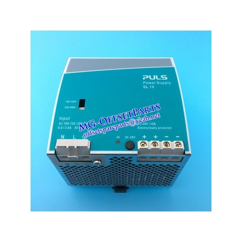 Heid Power supply, 91 147 1441, SL10-512/230V 24V/10A, Heid new parts